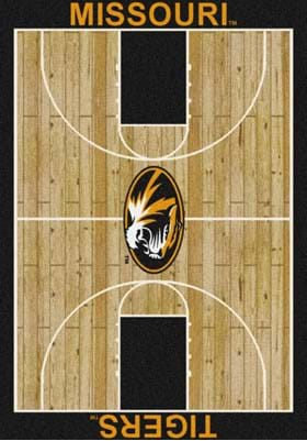 Milliken University of Missouri Home Court 1200