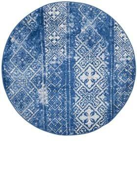 Safavieh ADR111F Silver Blue