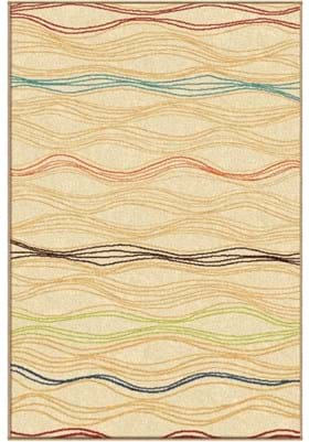 Orian Rugs Louvre 2318 White