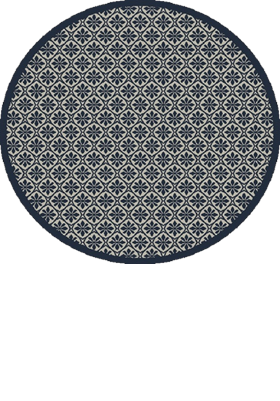 Dynamic Rugs 7639 5501 Beige Blue