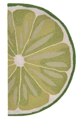 Trans Ocean Lime Slice 155706 Green