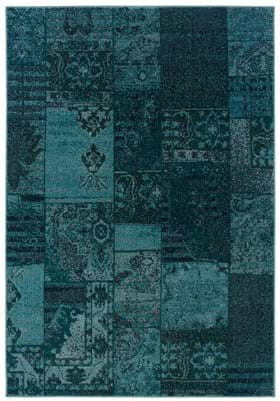 Oriental Weavers 501 Teal Grey