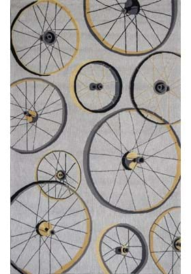 KAS Wheels In Motion 2035 Grey