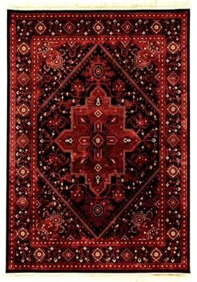 Dynamic Rugs 16226 90 BLACK