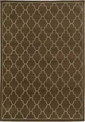 Oriental Weavers 5186S Brown Beige