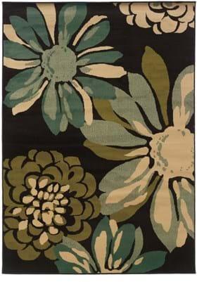 Oriental Weavers 2819A Black