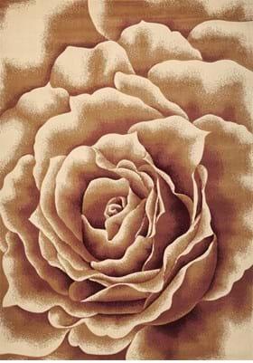 KAS Floral Splendor 5338 Ivory