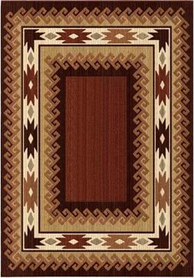 Orian Rugs Durango 1426 Brown
