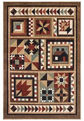 Oriental Weavers 9596A Multi
