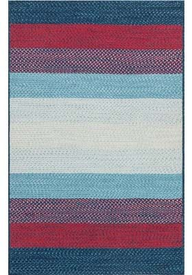 Loloi Rugs GA-05 Blue Red
