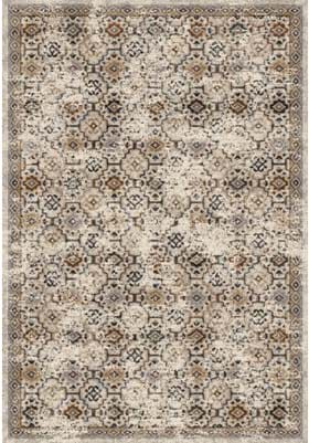Dynamic Rugs 95046 2262 Ivory Rust