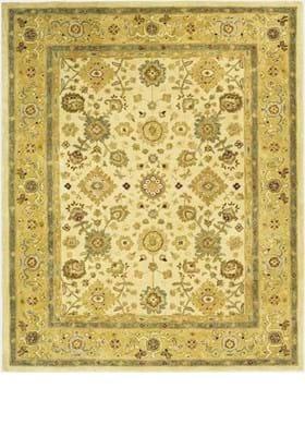 Safavieh AN546B Ivory Gold