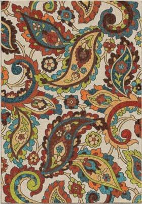 Orian Rugs Ginger Garden 2829 Multi