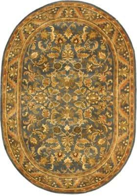 Safavieh AT52C Blue Gold