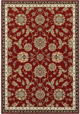 Oriental Weavers 370R Red Multi
