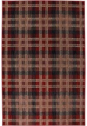 American Rug Craftsmen Billings 90294 Crimson 37001