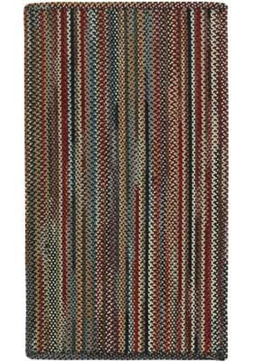 Capel Portland Coal Vertical Stripe Rectangle
