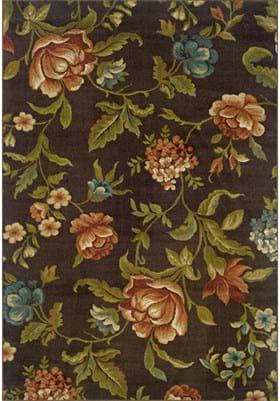 Oriental Weavers 1997A Brown