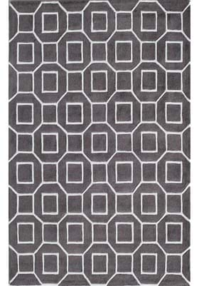 Rugs America 6215B Tiles Brown