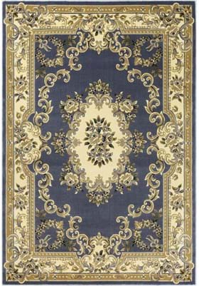 KAS Aubusson 5307 Blue