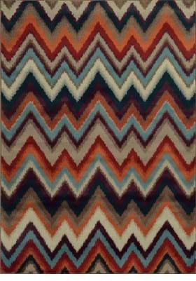 Oriental Weavers 4205D Multi