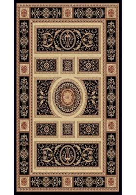 Dynamic Rugs 58021 090 Black