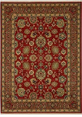 Karastan Sultana Red 14606