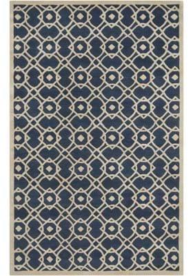 Surya G-5047 Dark Blue Parchment