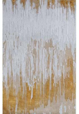Dynamic Rugs 1852 978 Silver Gold