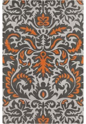 Chandra STE-52253 Grey White Orange