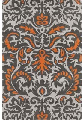 Chandra STE-52253 Grey White Orange