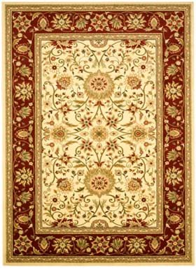 Safavieh LNH-212 K Ivory Red