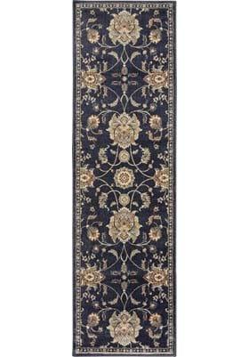 Oriental Weavers 4927B Blue Ivory