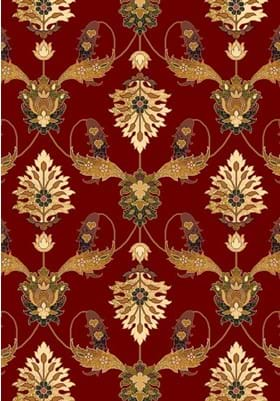 KAS Palazzo 7364 Red