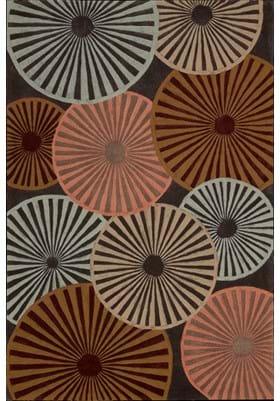 Nourison CON-26 Multicolor