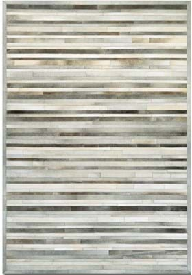 Couristan 0027 Plank 0101 Grey Ivory