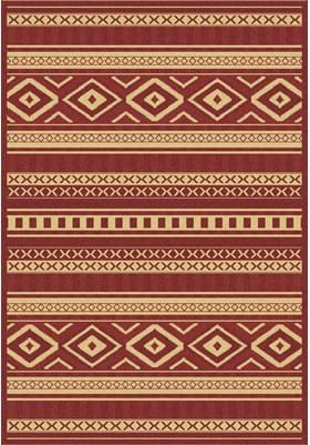 Dynamic Rugs 4463 3707 Red