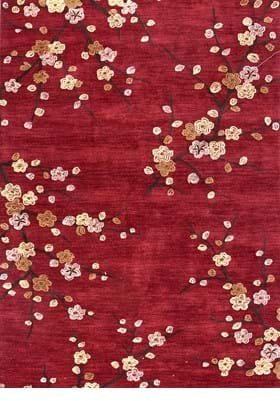 Jaipur Cherry Blossom BR17 Red