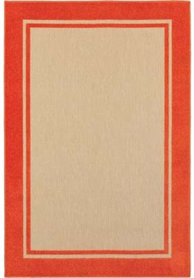 Oriental Weavers 5594Q Sand Orange