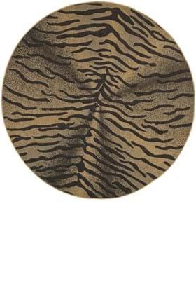 Safavieh CY6953-46 Black Natural