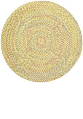 Rhody Rug PT-14 Yellow Multi