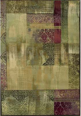 Oriental Weavers 1527X Green Beige