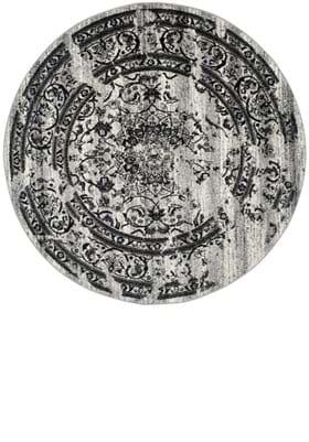 Safavieh ADR101A Silver Black