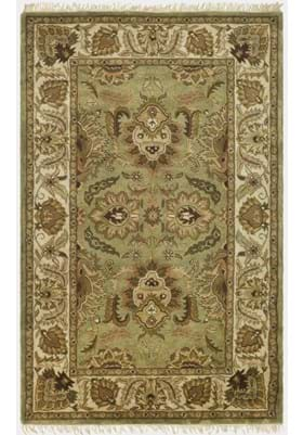 Safavieh CL239D Green Ivory