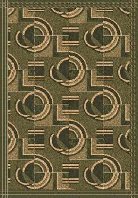 Milliken Modernes 7430 Deep Olive 77
