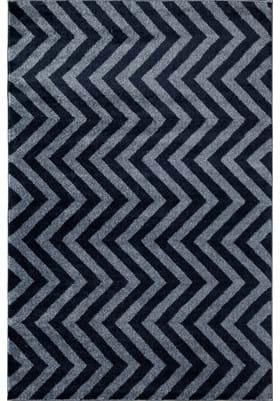 Rugs America 8496C Blue Linen