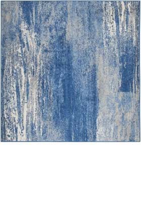 Safavieh ADR112F Silver Blue