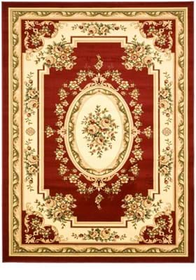 Safavieh LNH-218 C Red Ivory