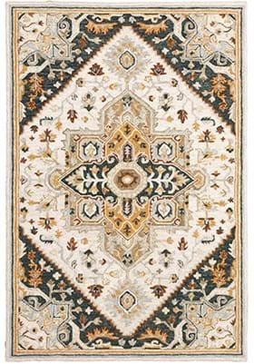 Oriental Weavers 28407 Ivory