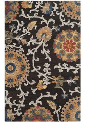 Safavieh BLM401A Charcoal Multi